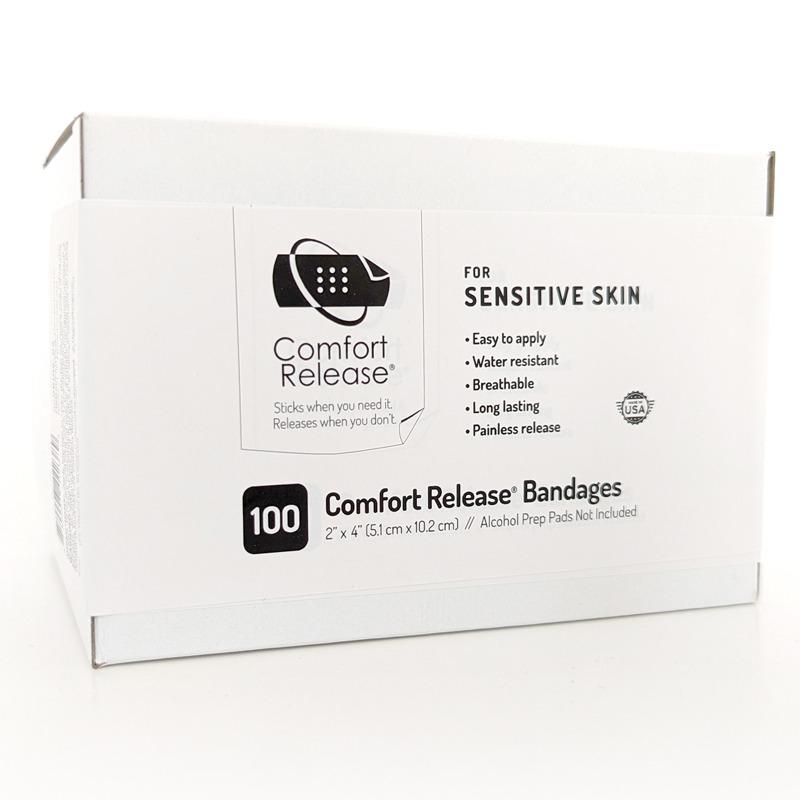 "2"" Comfort Release Bandages"