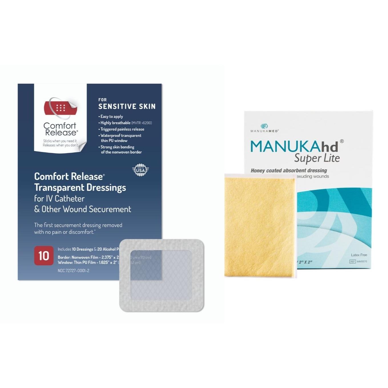Comfort Release Therapeutics