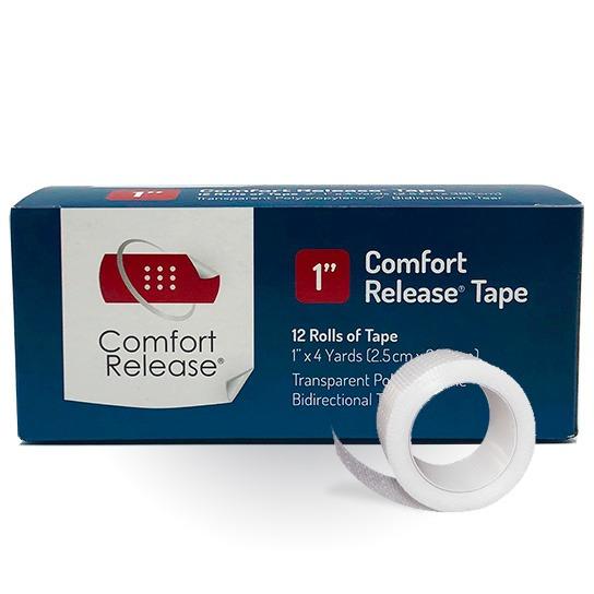 """1"""" Comfort Release Tape"""